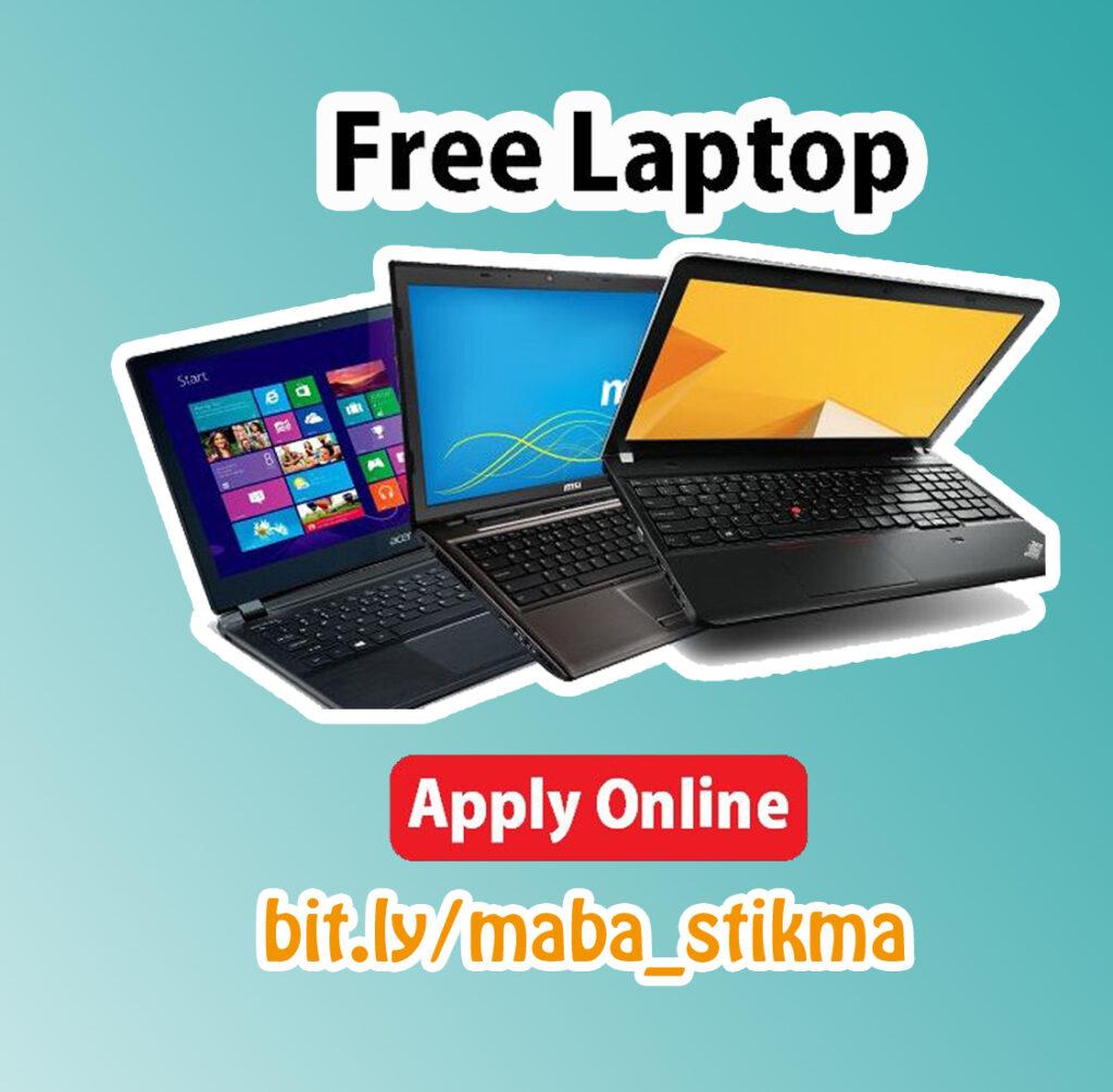 Kuliah Di STIKMA Mendapatkan Laptop !!!
